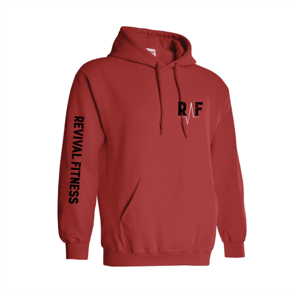 RF HOODED SWEATSHIRT